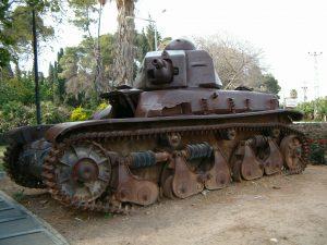 טנק הרנו בדגניה