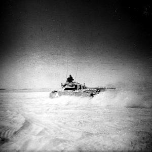 טנק שוט קל במלחמת יום הכיפורים