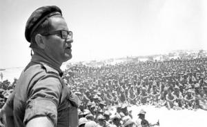 מוטקה ציפורי, מפקד חטיבה 14 במלחמת ששת הימים
