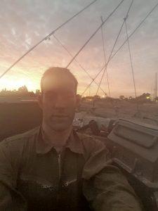 """2. רס""""ן בני פרנקל בבסיס האימונים בצאלים. צילום: טל ונציה"""