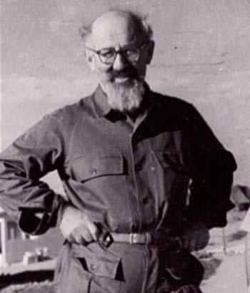 """יצחק שדה, 1948. """"אנשים המוכנים למסור את חייהם למען סונטה"""". צילום: אוסףקיפ,אוניברס"""
