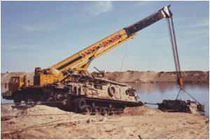 חילוץ הטנק של שבי זרחיה ממימי התעלה