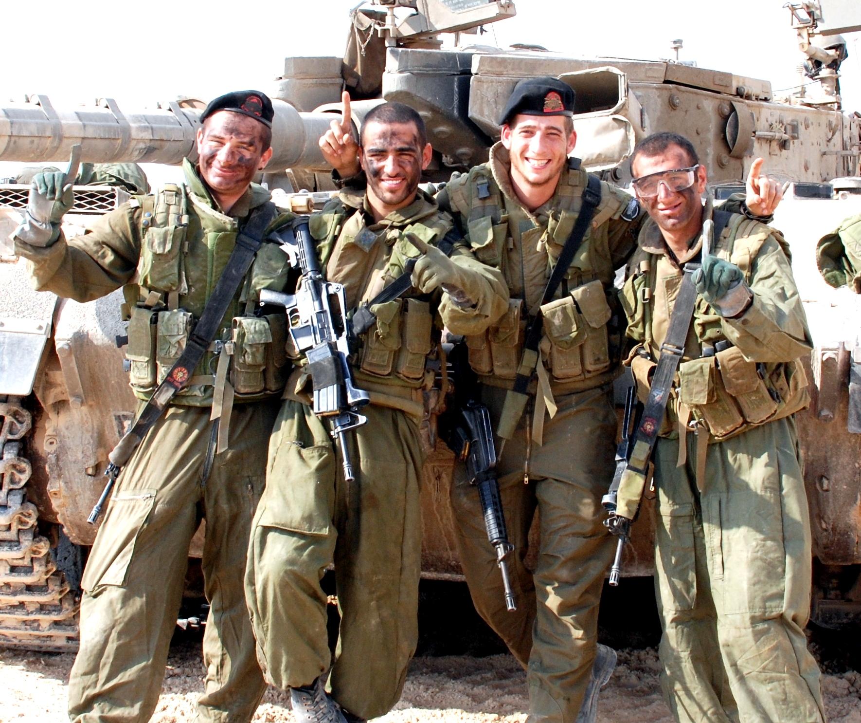 טנקיסטים מחטיבה 7