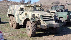 נגמש סורי מסוג BTR152