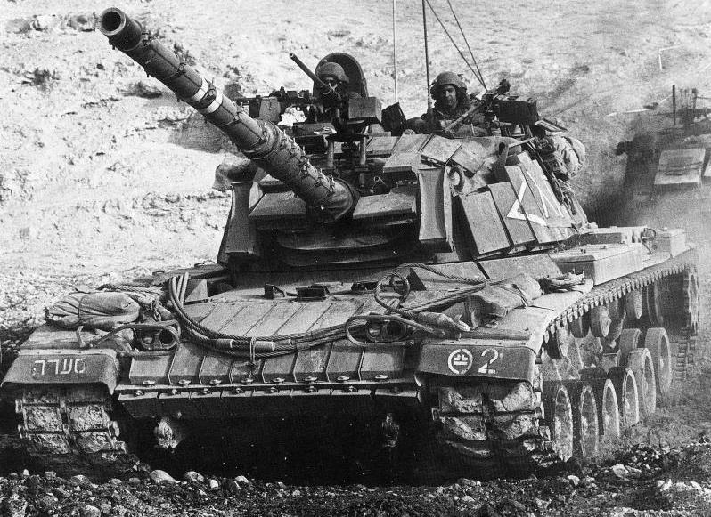 """מגח 6מ של גדוד """"סערה"""" מחטיבה 500. צילום: חטיבה 500"""