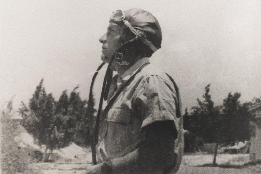 """טולקה במחלקת הטייסים של הפלמ""""ח"""