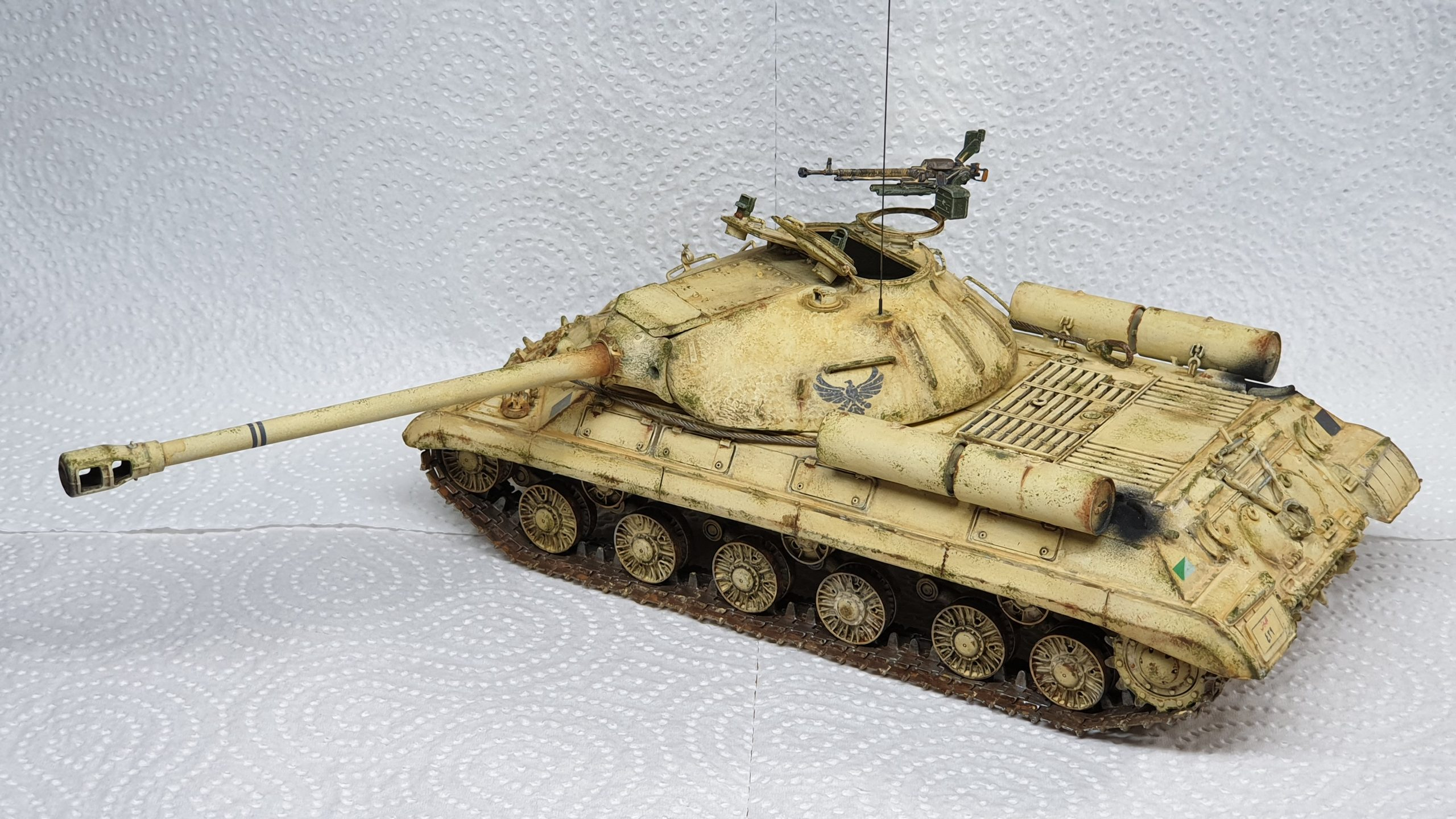 דגם טנק